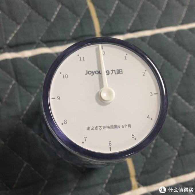 聊胜于无——九阳 JYW-T05水龙头过滤器