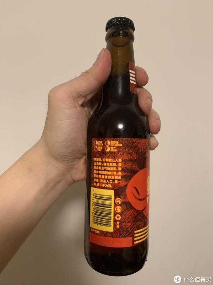 一起哈啤的兄弟---第一血琥珀拉格精酿啤酒简测