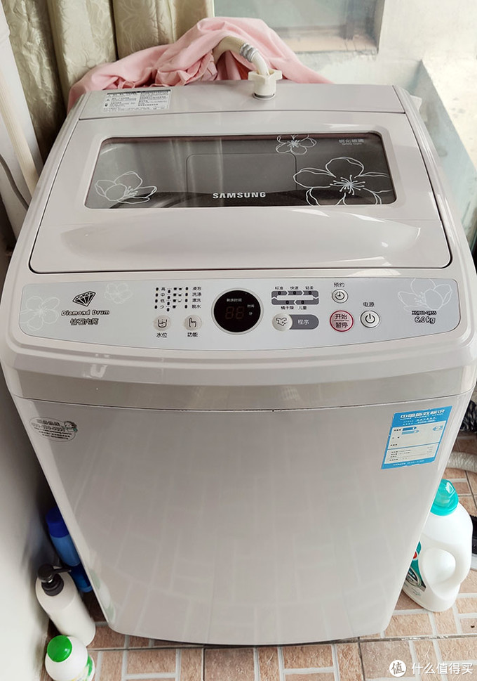 618成绩单:历史低价拿下西门子滚筒洗衣机XQG80-WM12N1600W 8公斤
