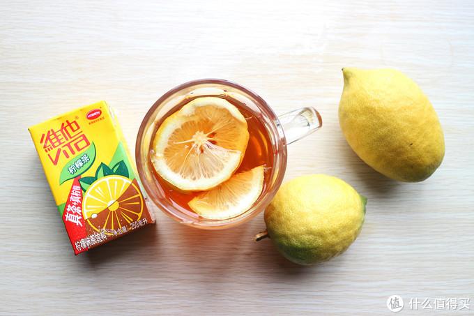 自制柠檬茶