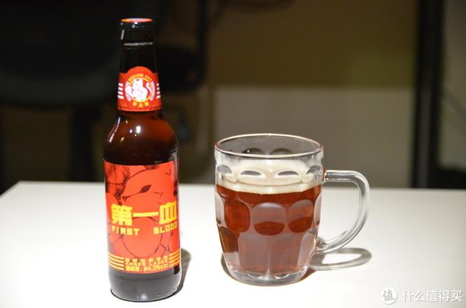 """夏天的""""第一血""""——拳击猫琥珀拉格精酿啤酒"""