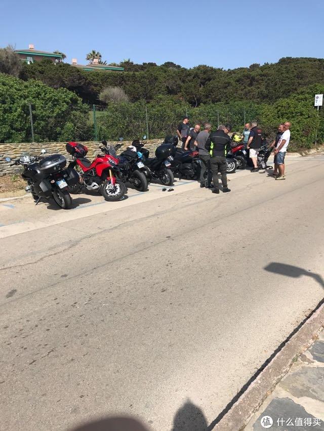 摩托车党也来