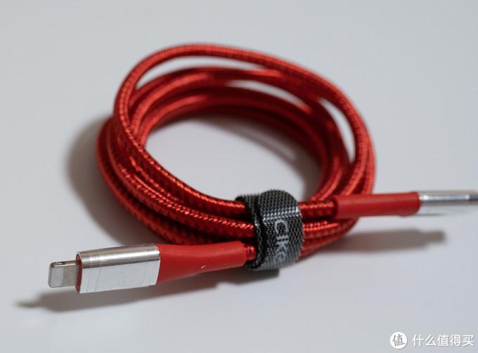苹果快充线——cike小红线初体验