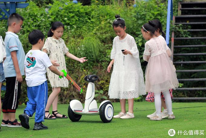 618成绩单—Ninebot九号平衡车Plus智能电动体感车