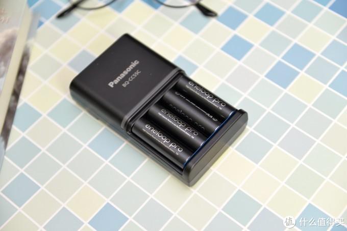充电电池也要有逼格,爱乐普高容量套装
