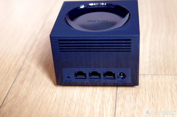 TL-WDR7650千兆易展版 开箱简测