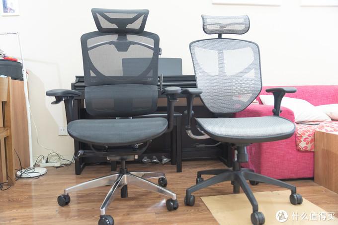 一切皆可调,黑白调Hbada 人体工学电脑椅使用体验。