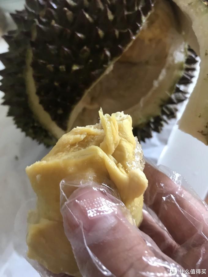 京东第一批空运马来西亚猫山王榴莲食用报告