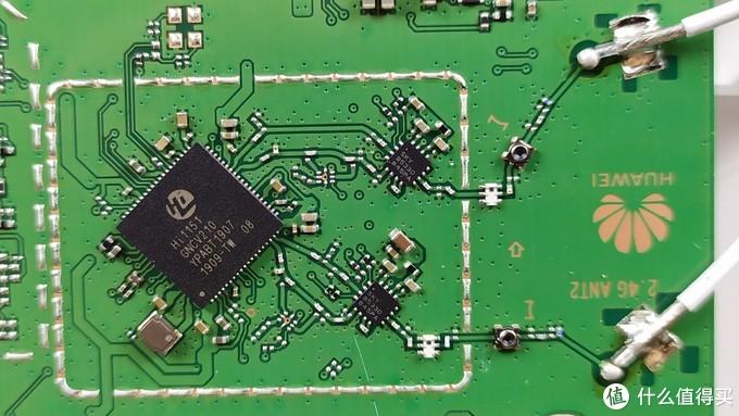 深度拆机,华为路由WS5200四核版,这款自研CPU和WiFi芯片厉害了