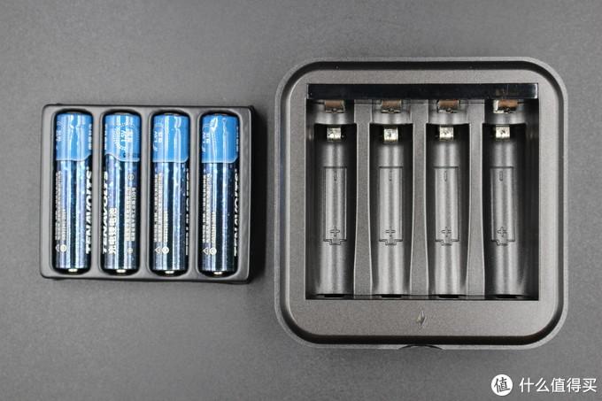 南孚7号AAA锂电池充电器套装简单评测