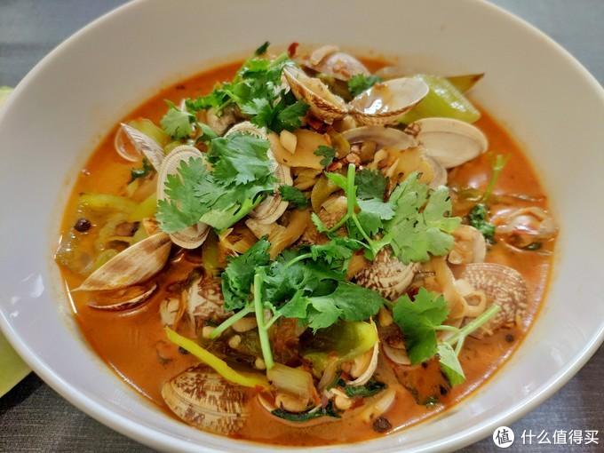 口味比肩小龙虾,好做又好吃——超美味超下饭的香辣花蛤来一盆