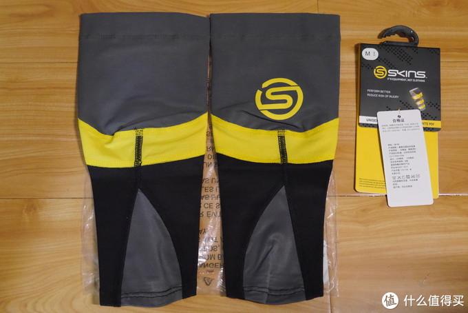 2XU跑步紧身五分裤&SKINS压缩运动护腿