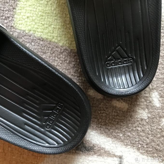 Adidas DURAMO SLIDE K 小童游泳拖鞋