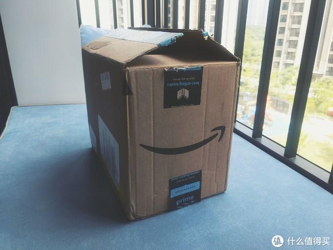 亚马逊的箱子(忍不住第一时间就拆了)