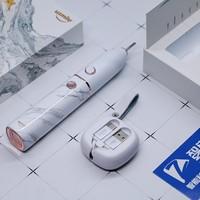 usmile双子星电动牙刷使用体验(机身|接口|按键|手柄|充电线)