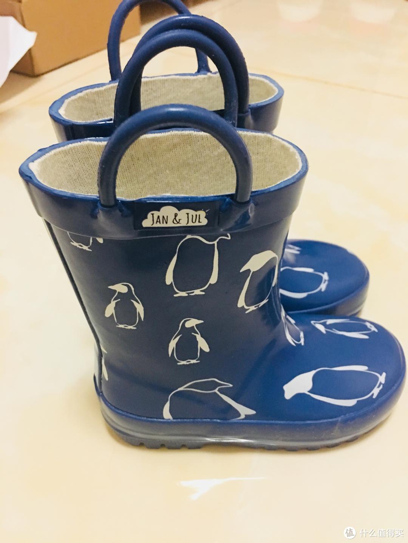 Twinklebelle儿童雨鞋  穿上它尽情跳泥坑吧