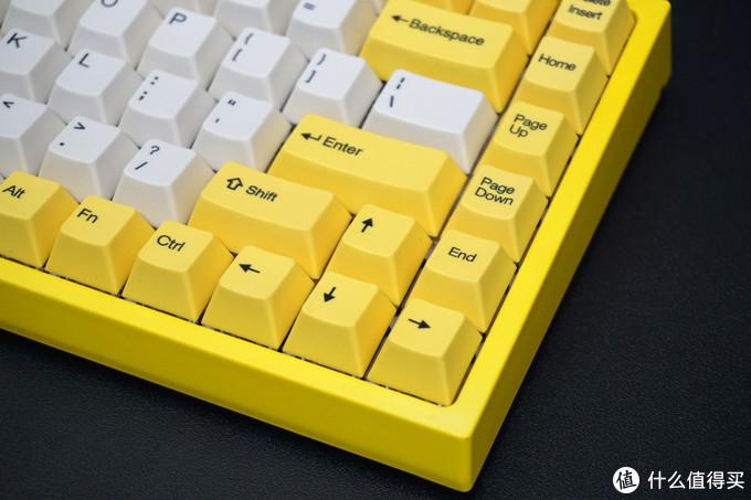 keycool 凯酷 奶酪黄蓝牙键盘体验