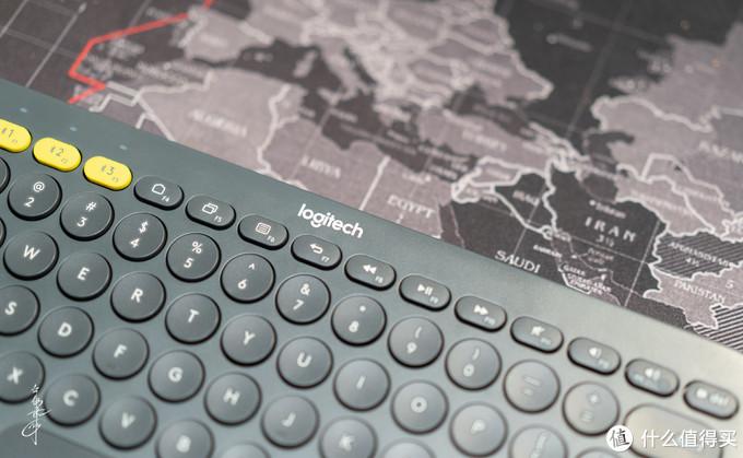 iPad Pro好助手,便携与手感的折中选择,罗技K380蓝牙键盘开箱评测