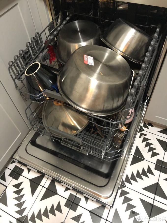 618剁手晒单惠而浦13套进口洗碗机