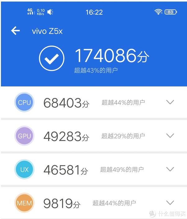 真真的性能实力派!vivo Z5x 智能手机体验评测