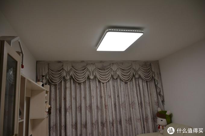 千元智能吸顶灯实用性体验,到底比普通吸顶灯贵在哪里?