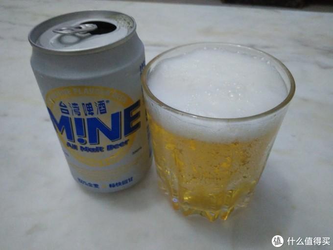 来自湾湾的果味啤酒,适合女士们的口味,记录一下几种口味的湾湾啤酒
