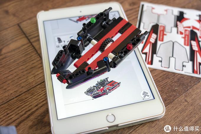 LEGO 乐高 42089 TECHNIC 赛艇 晒单