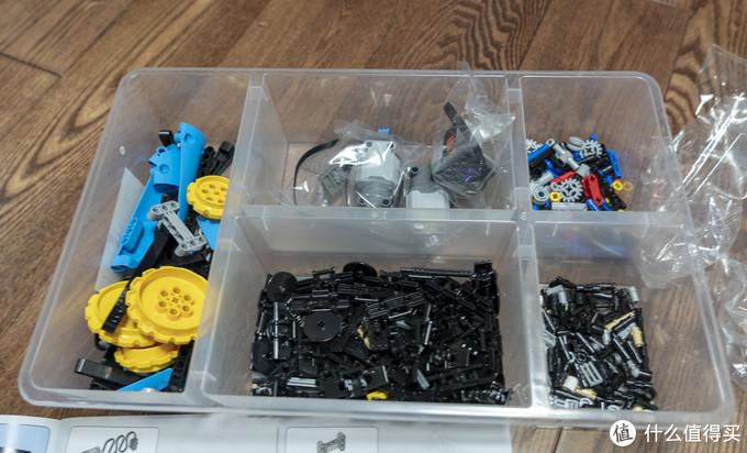 LEGO 乐高 42095 RC科技赛车晒单