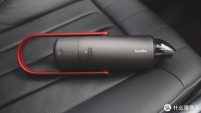 车车智能Autobot V2小型手持式无线吸尘器开箱分享