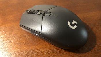 罗技 G304 无线鼠标使用说明(按键)