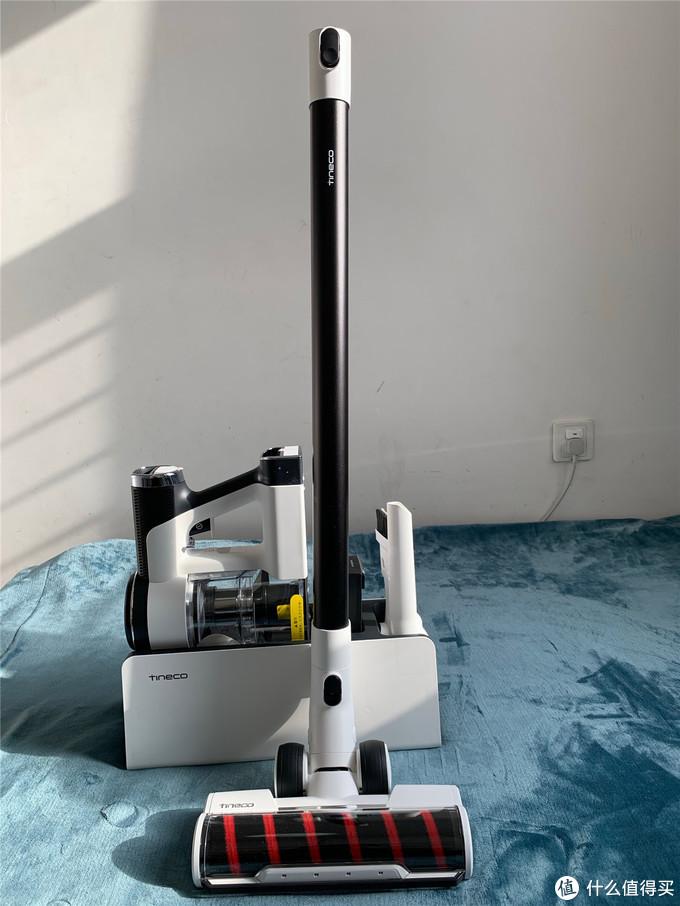 会思考的清洁小能手— 小学生也会用的添可智能吸尘器简评