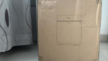 拓牛 T Air 智能垃圾桶开箱展示(机身|拉带|接口|按键|防滑垫)