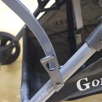 GOKKE婴儿车使用总结(车身 把手 轮子 开关 空间)