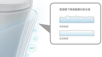 惠达卫浴 6189 虹吸式抽水除臭马桶使用总结(除臭|静音|按钮|冲水)