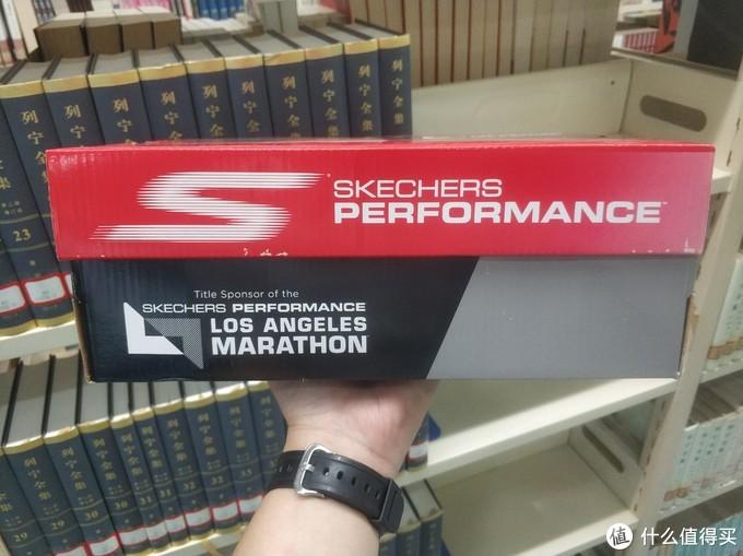 图书馆猿の斯凯奇 Skechers Boston 2016 跑鞋 简单晒