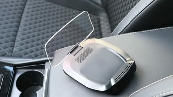 小米有品 车萝卜智能HUD蓝牙版开箱展示(主机|显示屏|按键|接口)