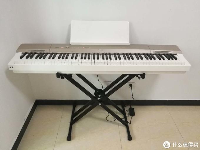 落在琴键上的优雅——卡西欧PX-160电钢琴使用感受
