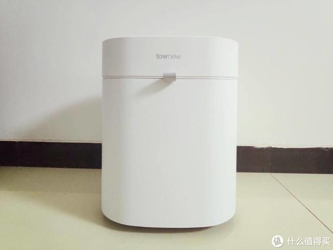 懒癌福音之选,垃圾桶也能玩转黑科技,拓牛智能垃圾桶Air体验