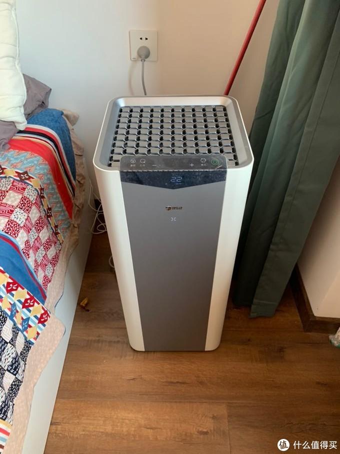 实力决定一切—352 X60空气净化器一月使用感受