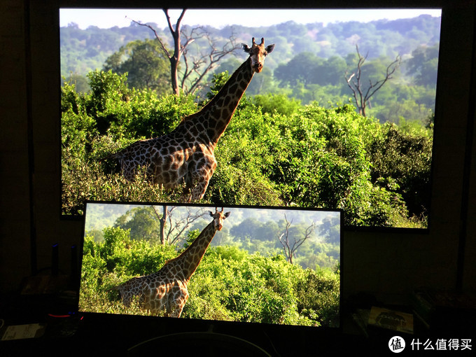 LG显示器 34WK95u -nanoIPS 的五彩斑斓