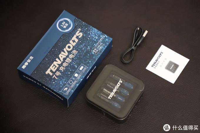 南孚 TENAVOLTS 7号AAA充电锂电池——让你的玩伴充满能量!