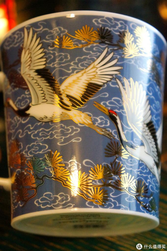 又多买了三五个,剁手不停的丹侬骨瓷杯 多款晒单(鹤舞、萌喵、独角兽、波斯、林间小道)