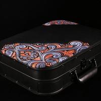 巫1900便携式黑胶唱机外观展示(机身|箱体|唱头)