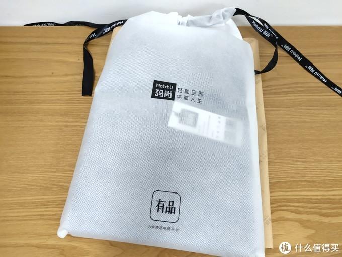 小米有品的生态链公司,包装袋上也有有品标识