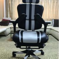 保友竞赛型电竞椅外观展示(底盘 气压棒 扶手 座垫)