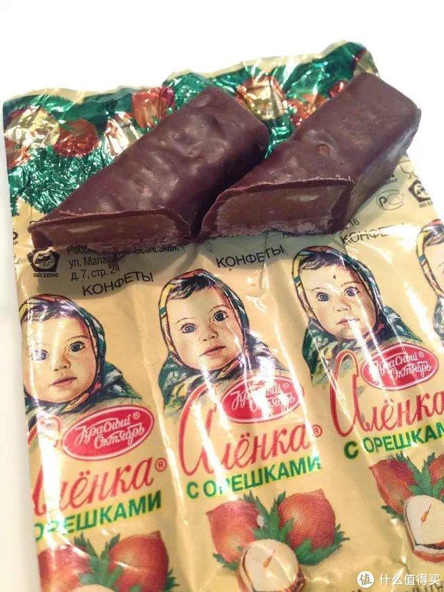 俄罗斯糖果试吃报告(第一部分)