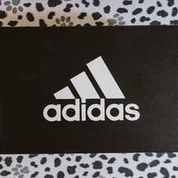 阿迪达斯运动鞋开箱晒物(鞋盒|鞋面|鞋底|后跟|鞋帮)