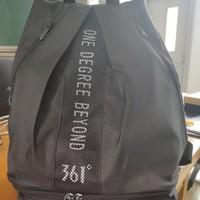 361°训练泳包开箱晒物(口袋|内衬|肩带|金属扣|拉链)