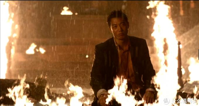 这部黑社会电影我真的没想到我会看到哭泣,情感爆点,印象太深刻