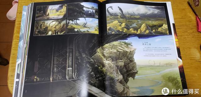 科幻的未来战争-机械专业伪军迷眼中的《光环创世艺术设定集》